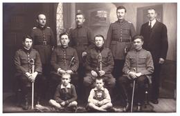 Romania Bistrita Spitalul Militar Bistrita  9 Aprilie 1928 Military Kids FOTO - Romania