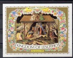LESOTHO Timbre Neuf ** De 1981  (ref 5994 )  NOEL - Lesotho (1966-...)
