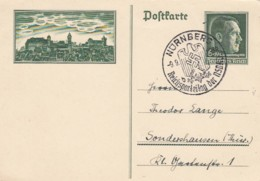 Deutsches Reich Postkarte P272 1938 - Deutschland