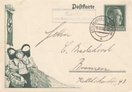 Deutsches Reich Postkarte P273 1938 - Deutschland