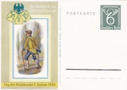 Deutsches Reich Postkarte P289 1940 - Deutschland