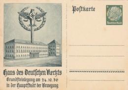 Deutsches Reich Postkarte P237 1936 - Deutschland