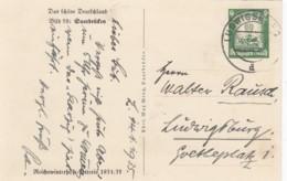 Deutsches Reich Postkarte P254 1935 - Deutschland