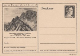 Deutsches Reich Postkarte P305 1941 - Deutschland