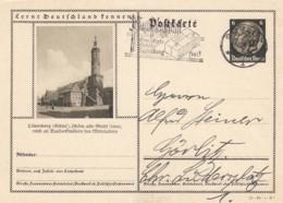 Deutsches Reich Postkarte P236 1939 - Deutschland