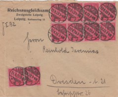 Deutsches Reich Brief INFLA Dienst 1920-23 - Deutschland