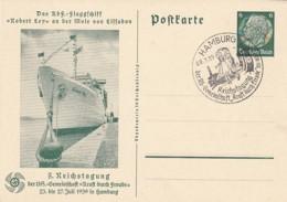Deutsches Reich Postkarte P240 1939 - Deutschland