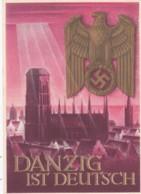 Deutsches Reich Postkarte P287 1939 - Deutschland