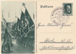 Deutsches Reich Postkarte 1937 P264/02 - Deutschland