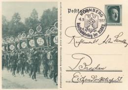 Deutsches Reich Postkarte 1937 P264/06 - Deutschland