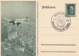 Deutsches Reich Postkarte 1937 P264/08 - Deutschland