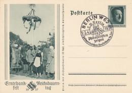 Deutsches Reich Postkarte 1937 P265 - Deutschland