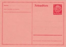 Deutsches Reich Postkarte 1934 RP25 - Deutschland