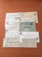 +++ Sammlung/Collection AD Bayern 10 Briefe Ab Circa 1873 +++ - Timbres