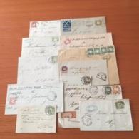 +++ Sammlung/Collection AD Bayern 12 Briefe Ab Circa 1885 +++ - Timbres