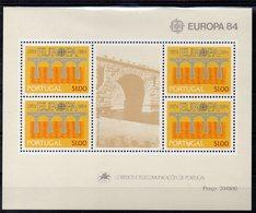 PORTUGAL Timbres Neufs ** De 1984  (ref 5996 ) EUROPA - Blocs-feuillets