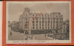 CPA ROUMANIE Bucuresti  Hotel Athene Palace  Calea Victoriei.  Jan 2019 886 - Romania