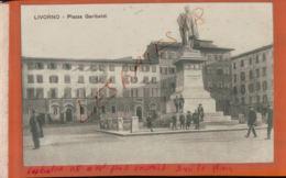 CPA Italie  LIVORNO - Piazza Garibaldi   Jan 2019 894 - Livorno