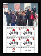 Greenland 2019 Mih. 811C (Bl.89) Salvation Army MNH ** - Neufs