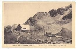 CPA-,D. 05, N°8102.14, Le Lautaret , Le Jardin Alpin ..........Ed. A.H. - France