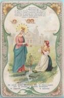 Madonna SS. Benedetta Nel Santuario Di Caravaggio - Vierge Marie & Madones