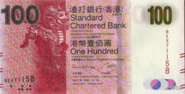 Hong Kong (SCB) 100 HK$ (P299) 2014 -UNC - - Hong Kong