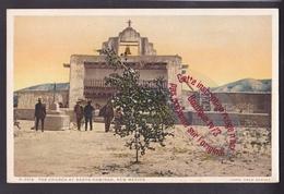 Q0682 - The Church At Santo Domingo - NEW MEXICO -  USA - Autres