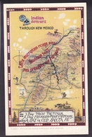 Q0683 - Indian Detours Through  NEW MEXICO -  USA - Etats-Unis