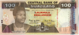 Swaziland 100 Emalangeni (P32) 2001 -UNC- - Swaziland