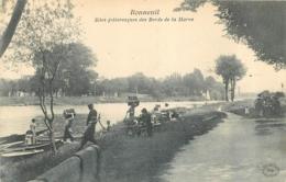 BONNEUIL SITES PITTORESQUES DES BORDS DE MARNE - Bonneuil Sur Marne