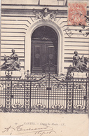 NANTES Entrée Du Musée ( LL 49 ) - Nantes