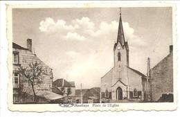 HAUTFAYS  Place De L Eglise - Daverdisse