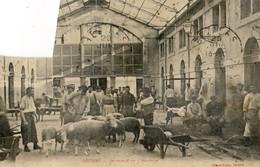 34 - Beziers - Intérieur De L'abattoir - Beziers