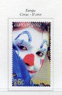 Malta - 2002 - Europa - Il Circo - 1 Valore - Nuovo - Vedi Foto - (FDC13907) - Malte