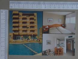 SPAIN - HOTEL MIRAGE -  LA MANGA STRIP -   2 SCANS  - (Nº27331) - Albacete