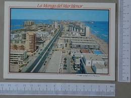SPAIN - LA MANGA DEL MAR MENOR -  MURCIA -   2 SCANS  - (Nº27332) - Murcia
