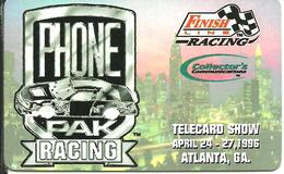 USA: GST Finish Line  - TeleCard World '96 Exposition Atlanta - Vereinigte Staaten