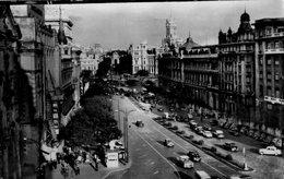 (87)   CPA  Madrid  Calle De  Alcala    (Bon Etat ) - Madrid