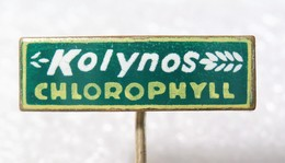 KOLYNOS CHLOROPHYLL Toothpaste Dental Cream YUGOSLAVIA / Tooth Paste, Pharmaceutical & Cosmetic Industry - Medical