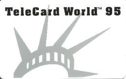 USA: Sound Response  - TeleCard World '95 Exposition New York - Vereinigte Staaten