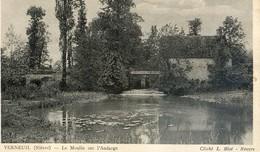 58 - Verneuil - Le Moulin De L'Andarge - Autres Communes