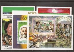 Libye ( Lot De 6 BF Différents XXX -MNH) - Libye