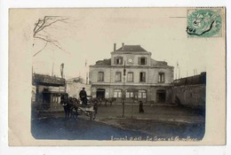 ERMONT Gare Carte Photo - Ermont