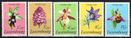 LUSSEMBURGO - 1975 - SERIE FIORI - FLOWERS - CARITAS - MNH - Denmark
