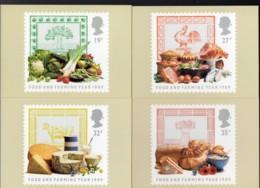 1989 Food & Farming Set MINT PHQ116 - 1952-.... (Elizabeth II)