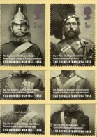 2004 Crimean War Set MINT PHQ269 - PHQ Cards