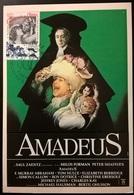CARTOLINA AMADEUS - Autres Collections