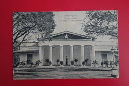 NETHERLAND INDIES : Very  Old PPC , WELTEVREDEN  Logegebouw (Used) - Netherlands Indies