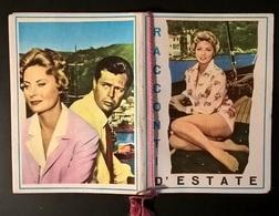 CALENDARIETTO 1960 RACCONTI D'ESTATE - Altre Collezioni