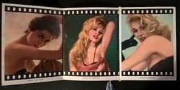 CALENDARIETTO 1963 CINEMA - Altre Collezioni